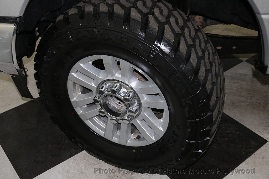 2018 Ford Super Duty F-250 SRW LIFTED W/LEATHER - 18611206 - 31