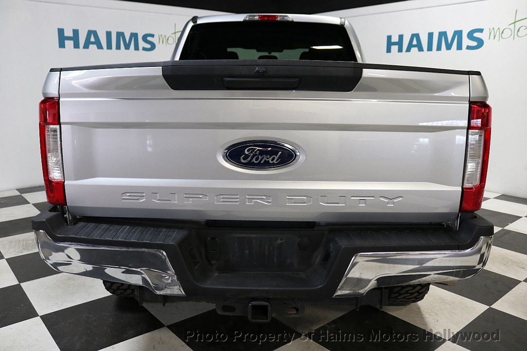 2018 Ford Super Duty F-250 SRW LIFTED W/LEATHER - 18611206 - 5