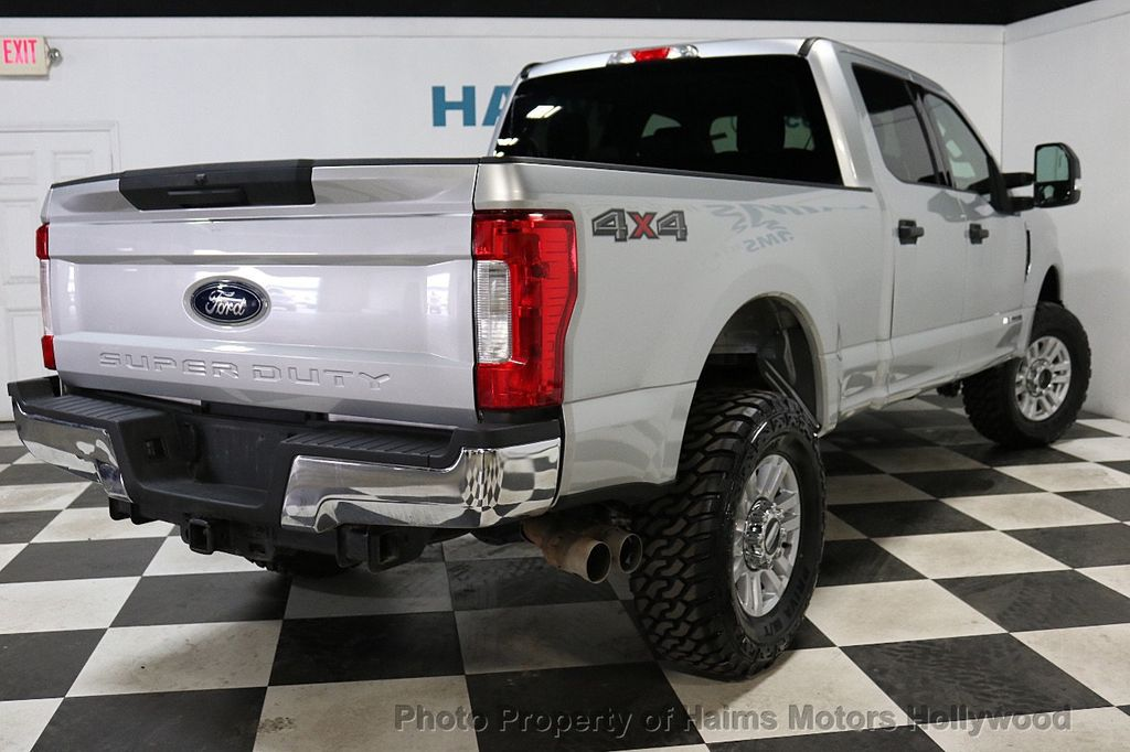2018 Ford Super Duty F-250 SRW LIFTED W/LEATHER - 18611206 - 6