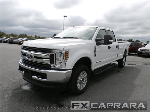 2018 Ford Super Duty F-250 SRW XLT 4WD Crew Cab 8' Box - 18097597 - 6