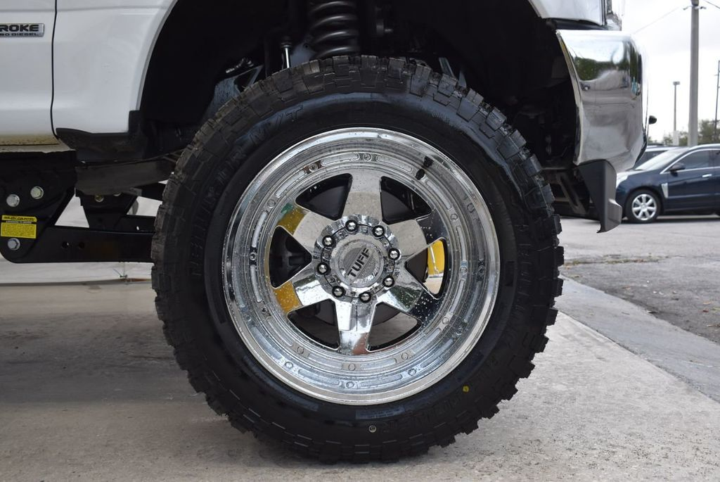 2018 Ford Super Duty F-250 SRW XLT 5''Rough Country Lift with 20'' Custom Rims & Tires - 18387257 - 8