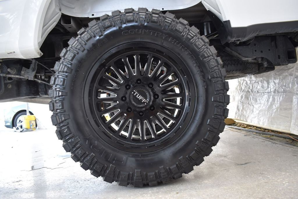 2018 Ford Super Duty F-250 SRW XLT 5''Rough Country Lift with 20'' Custom Rims & Tires - 18415851 - 8