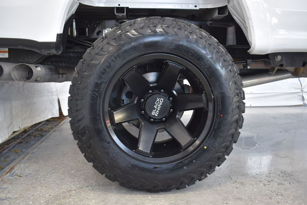 2018 Ford Super Duty F-250 SRW XLT 5''Rough Country Lift with 20'' Custom Rims & Tires - 18432680 - 7