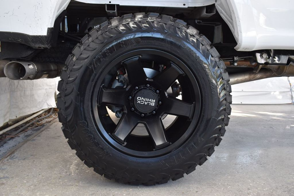 2018 Ford Super Duty F-250 SRW XLT 5''Rough Country Lift With 20'' Custom Rims & Tires Truck - 18415849 - 9