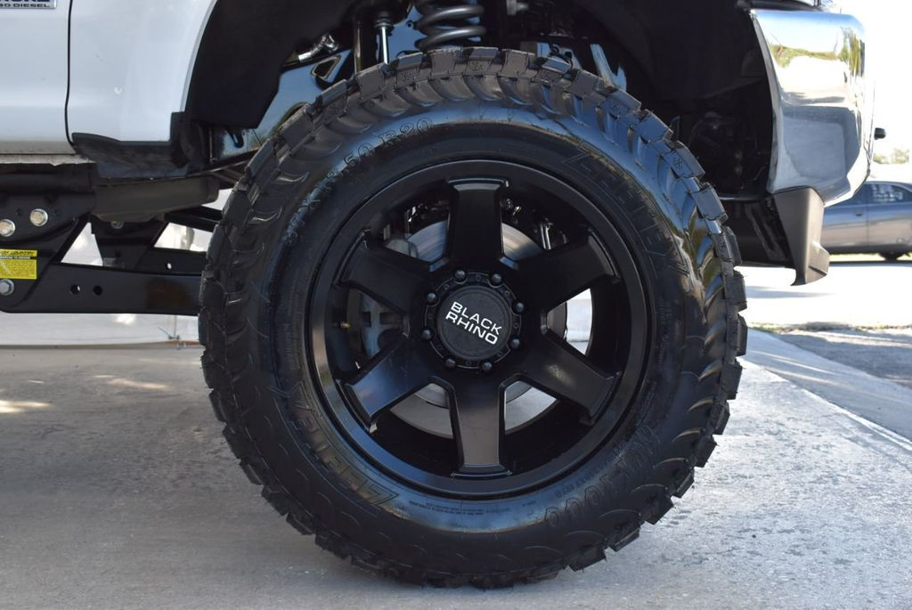 2018 Ford Super Duty F-250 SRW XLT 5''Rough Country Lift With 20'' Custom Rims & Tires Truck - 18415849 - 8
