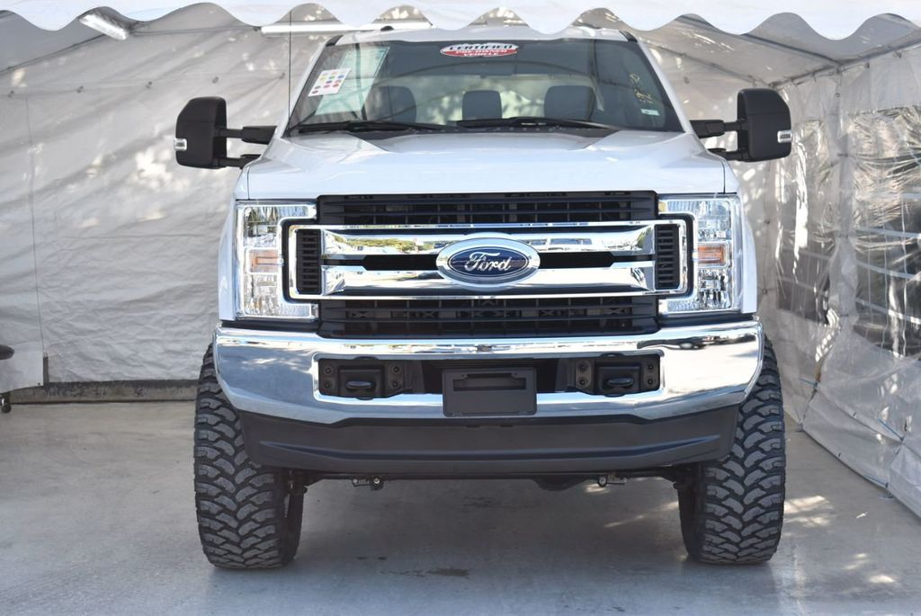 2018 Ford Super Duty F-250 SRW XLT 5''Rough Country Lift With 20'' Custom Rims & Tires Truck - 18432681 - 2