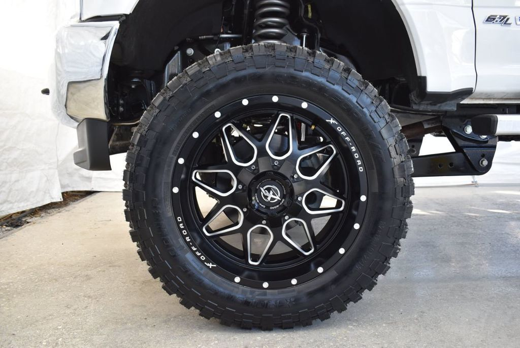 2018 Ford Super Duty F-250 SRW XLT 5''Rough Country Lift With 20'' Custom Rims & Tires Truck - 18432681 - 6