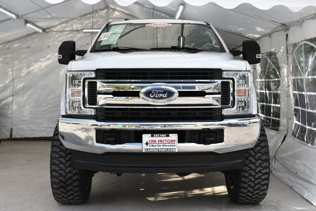 2018 Ford Super Duty F-250 SRW XLT 5''Rough Country Lift With 20'' Custom Rims & Tires Truck - 18637797 - 2