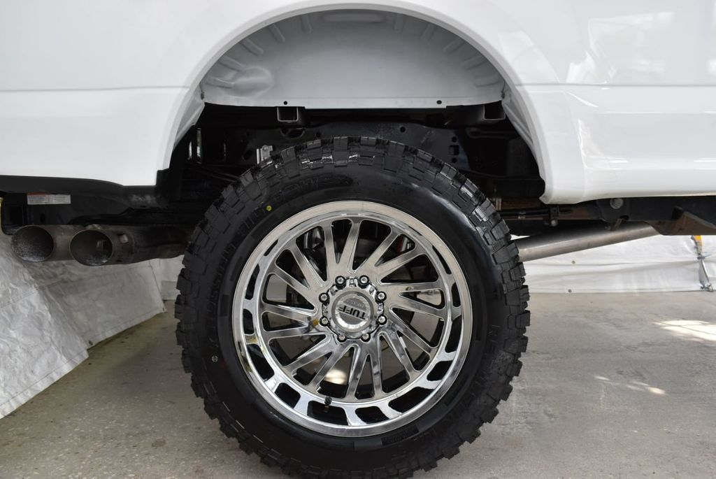 2018 Ford Super Duty F-250 SRW XLT 5''Rough Country Lift With 20'' Custom Rims & Tires Truck - 18637797 - 8