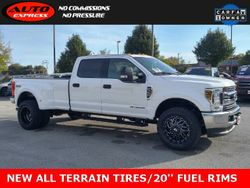 2018 Ford Super Duty F-350 DRW - 1FT8W3DT5JEC00058
