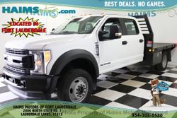2018 Ford Super Duty F-450 DRW Cab-Chassis - 1FD0W4HT8JEB72359