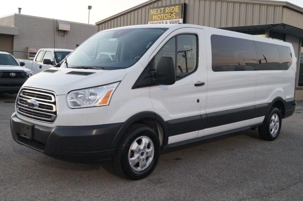 Ford 15 Passenger Van >> 2018 Used Ford Transit Passenger Wagon 2018 Ford T350 Wagon V6 15 Passenger Xlt 1 Owner 615 678 7444 At Next Ride Motors Serving Nashville Tn Iid