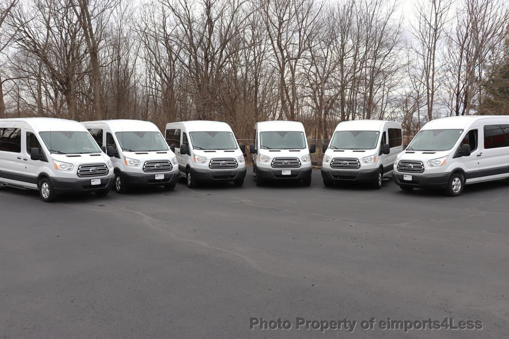 2018 Ford Transit Passenger Wagon BULK LOT OF 6 VANS AttN DEALERS AND EXPORTERS - 18478127 - 0