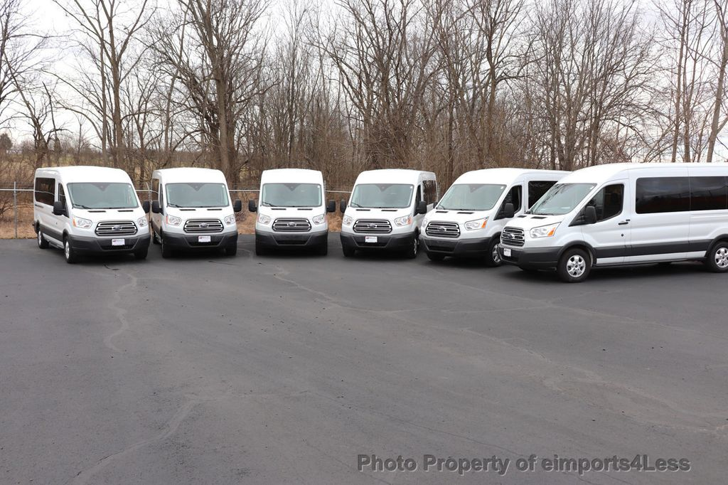 2018 Ford Transit Passenger Wagon BULK LOT OF 6 VANS AttN DEALERS AND EXPORTERS - 18478127 - 10