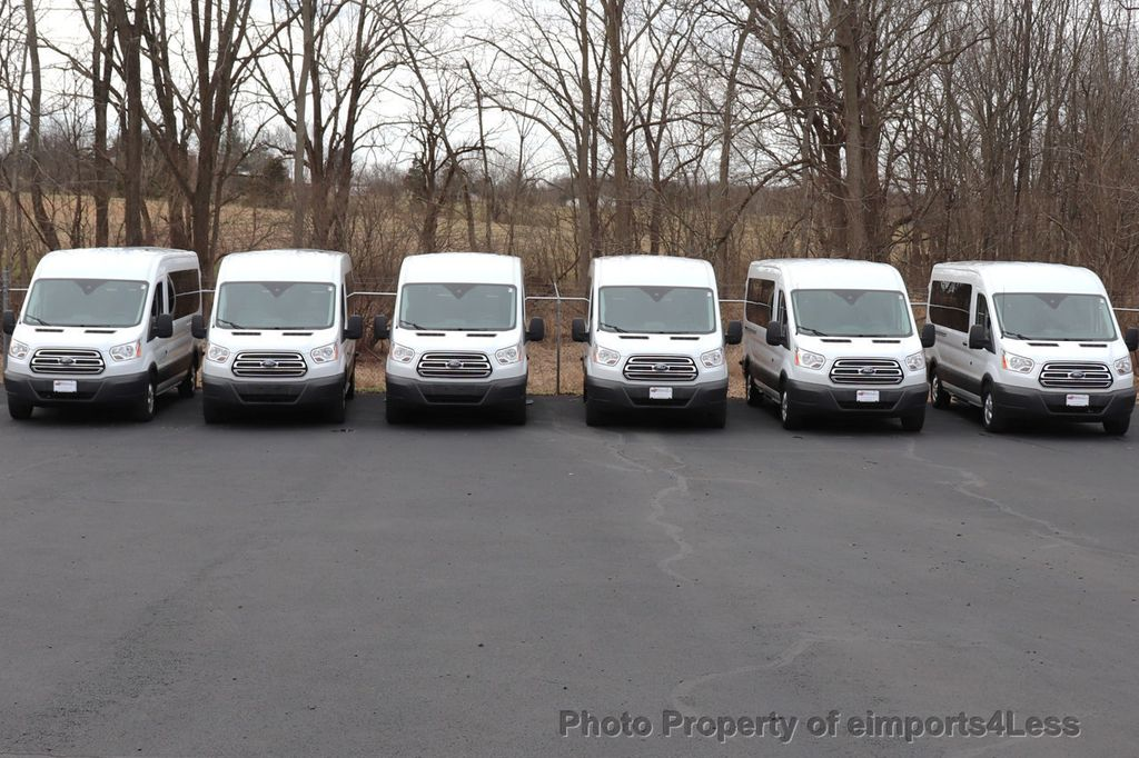 2018 Ford Transit Passenger Wagon BULK LOT OF 6 VANS AttN DEALERS AND EXPORTERS - 18478127 - 13