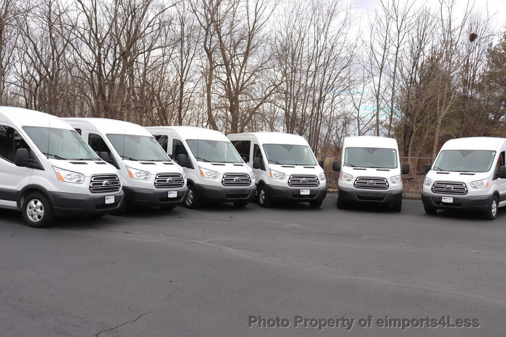 2018 Ford Transit Passenger Wagon BULK LOT OF 6 VANS AttN DEALERS AND EXPORTERS - 18478127 - 16