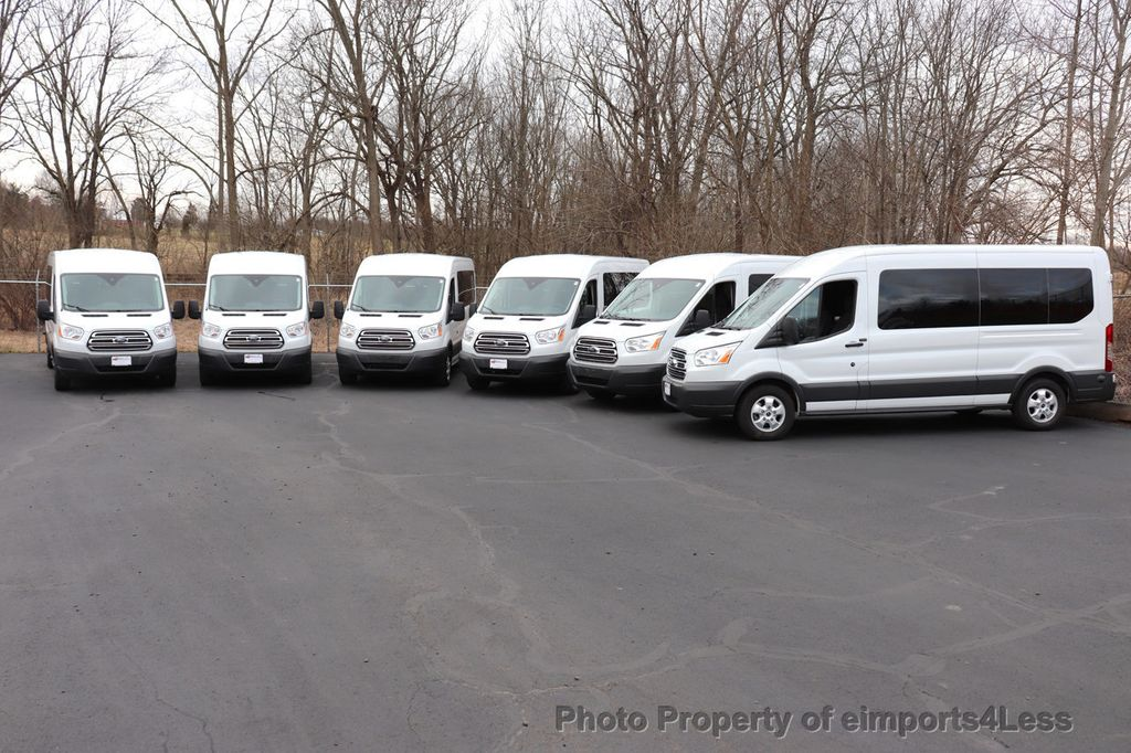 2018 Ford Transit Passenger Wagon BULK LOT OF 6 VANS AttN DEALERS AND EXPORTERS - 18478127 - 5