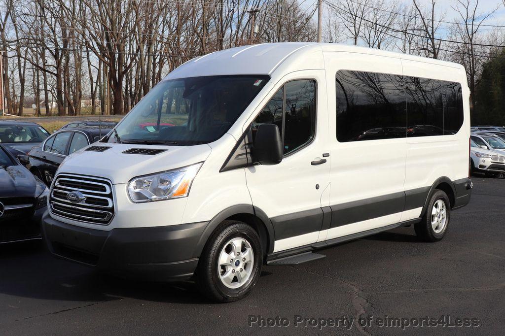 2018 Ford Transit Passenger Wagon CERTIFIED TRANSIT T350 MEDIUM ROOF 15 PASSENGER - 18398371 - 11