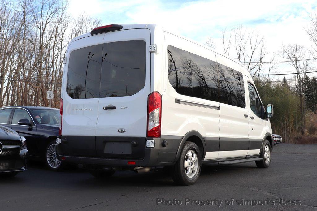 2018 Ford Transit Passenger Wagon CERTIFIED TRANSIT T350 MEDIUM ROOF 15 PASSENGER - 18398371 - 14