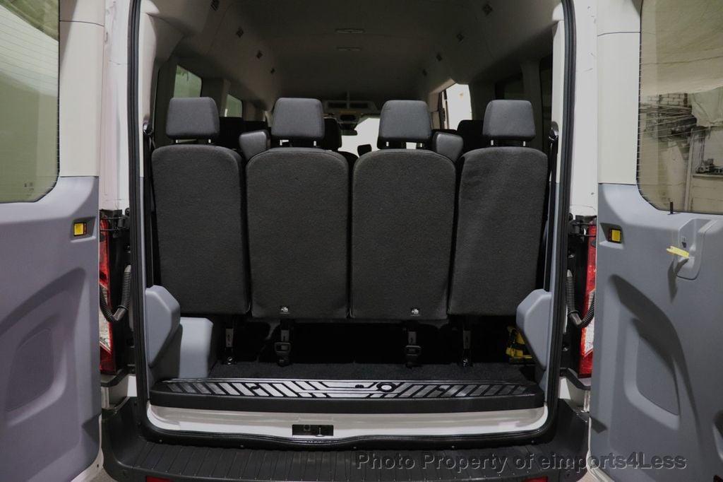 2018 Ford Transit Passenger Wagon CERTIFIED TRANSIT T350 MEDIUM ROOF 15 PASSENGER - 18398371 - 18
