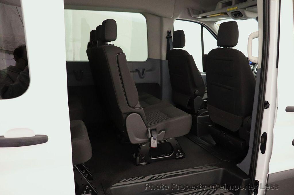2018 Ford Transit Passenger Wagon CERTIFIED TRANSIT T350 MEDIUM ROOF 15 PASSENGER - 18398371 - 31