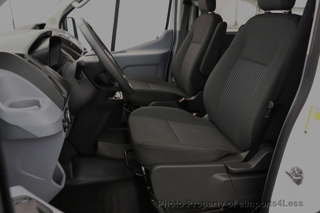 2018 Ford Transit Passenger Wagon CERTIFIED TRANSIT T350 MEDIUM ROOF 15 PASSENGER - 18398371 - 33