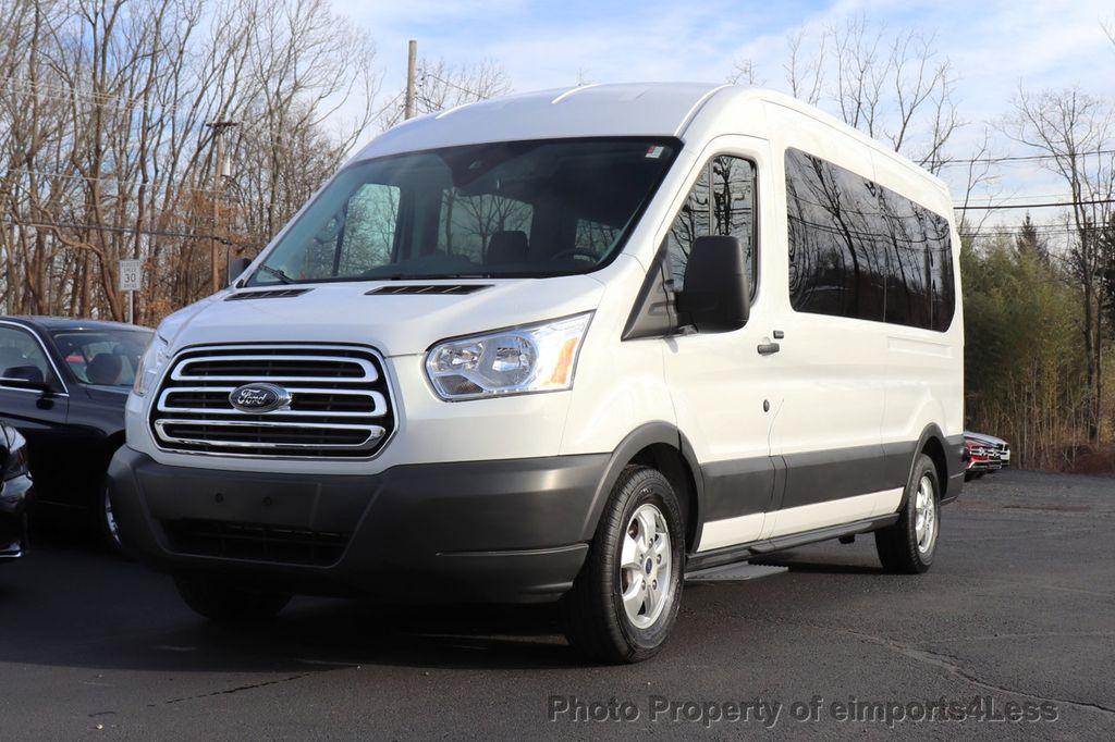 2018 Ford Transit Passenger Wagon CERTIFIED TRANSIT T350 MEDIUM ROOF 15 PASSENGER - 18398371 - 38
