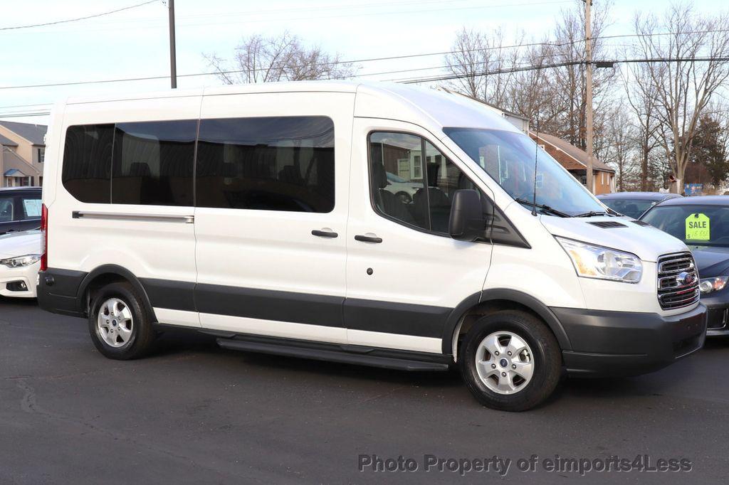 2018 Ford Transit Passenger Wagon CERTIFIED TRANSIT T350 MEDIUM ROOF 15 PASSENGER - 18398371 - 39