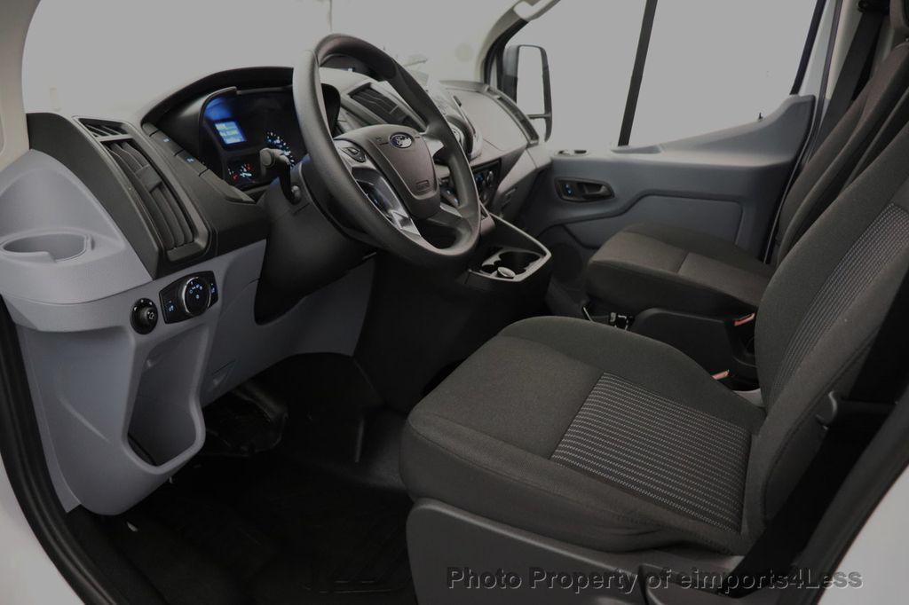 2018 Ford Transit Passenger Wagon CERTIFIED TRANSIT T350 MEDIUM ROOF 15 PASSENGER - 18398371 - 42