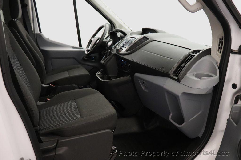 2018 Ford Transit Passenger Wagon CERTIFIED TRANSIT T350 MEDIUM ROOF 15 PASSENGER - 18398371 - 43