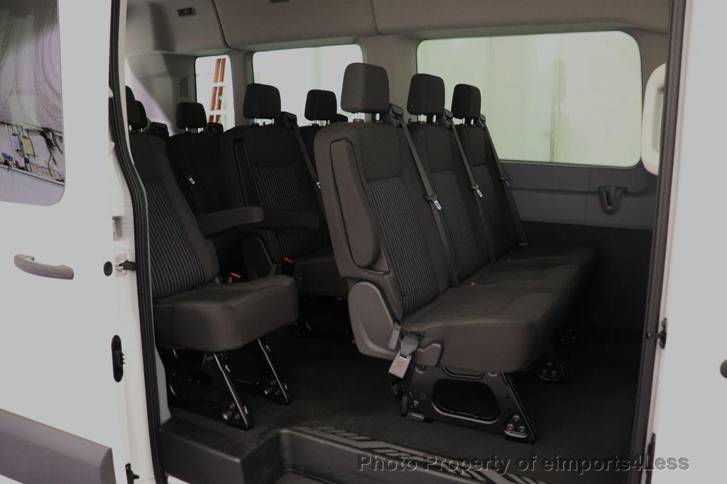 2018 Ford Transit Passenger Wagon CERTIFIED TRANSIT T350 MEDIUM ROOF 15 PASSENGER - 18398371 - 44