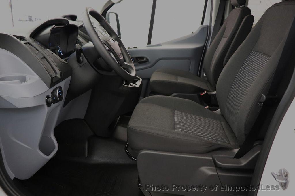 2018 Ford Transit Passenger Wagon CERTIFIED TRANSIT T350 MEDIUM ROOF 15 PASSENGER - 18398371 - 5