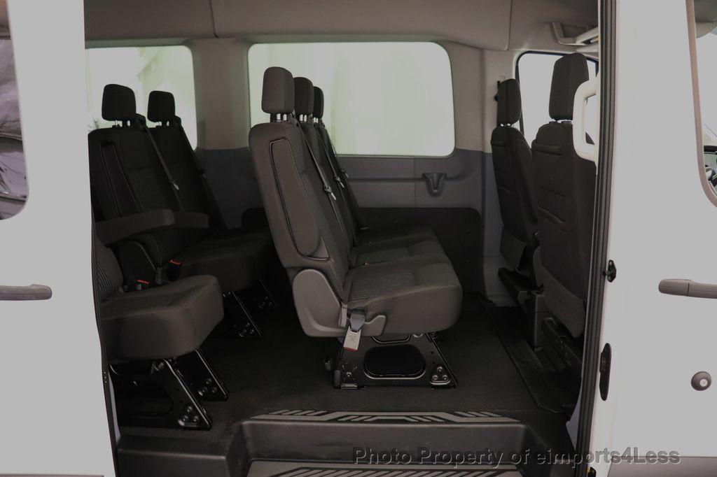 2018 Ford Transit Passenger Wagon CERTIFIED TRANSIT T350 MEDIUM ROOF 15 PASSENGER - 18398371 - 7
