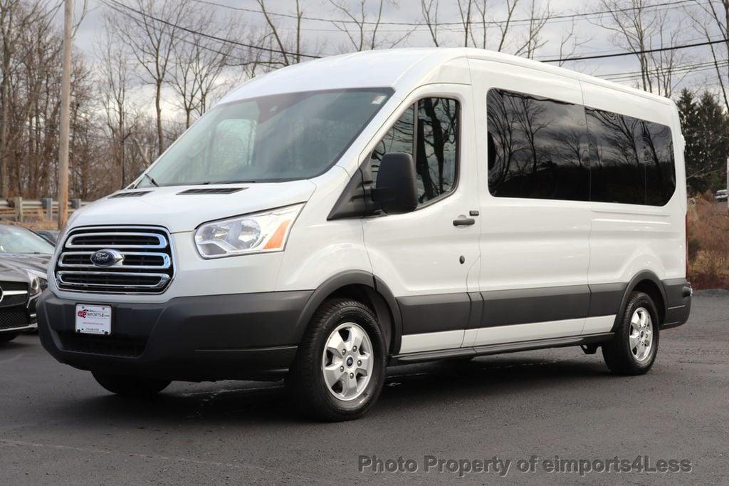 2018 Ford Transit Passenger Wagon CERTIFIED TRANSIT T350 MEDIUM ROOF 15 PASSENGER - 18448591 - 10