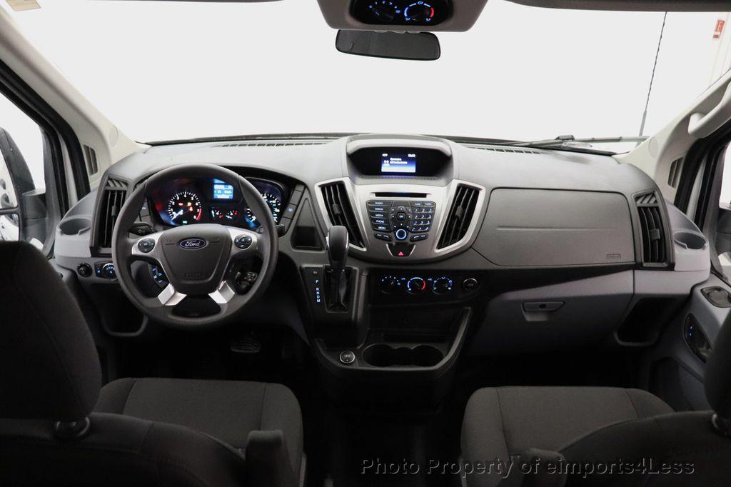 2018 Ford Transit Passenger Wagon CERTIFIED TRANSIT T350 MEDIUM ROOF 15 PASSENGER - 18448591 - 28