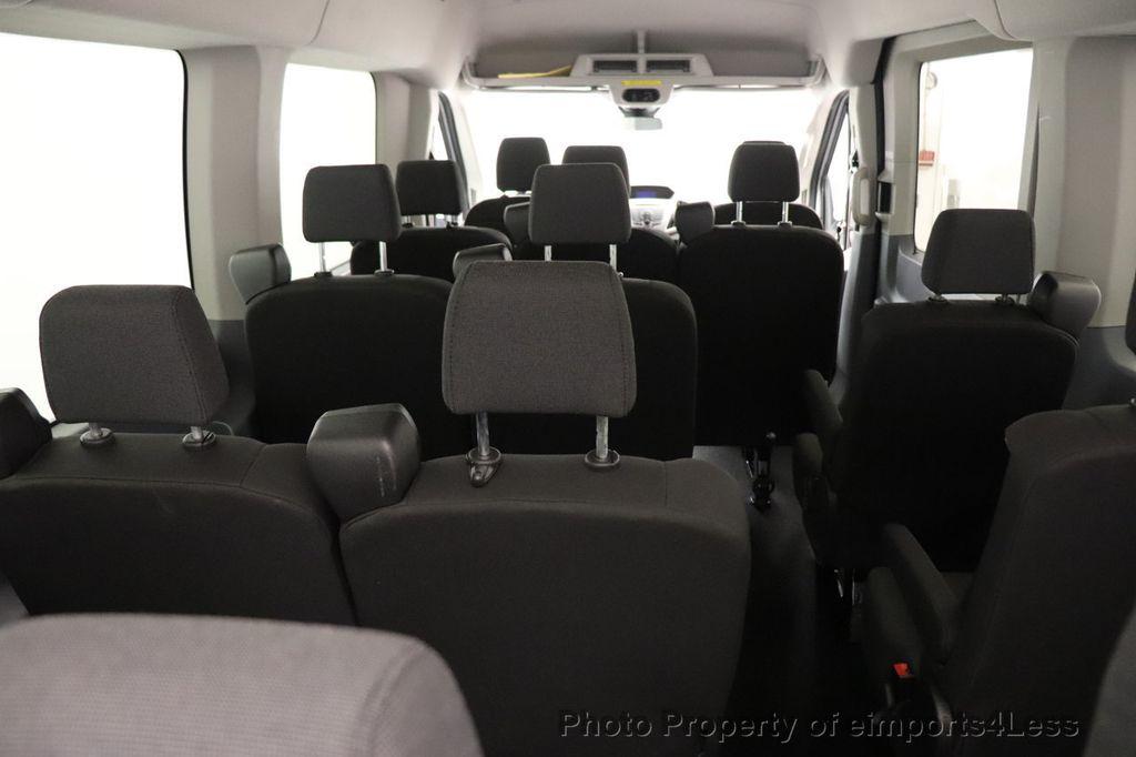 2018 Ford Transit Passenger Wagon CERTIFIED TRANSIT T350 MEDIUM ROOF 15 PASSENGER - 18448591 - 30