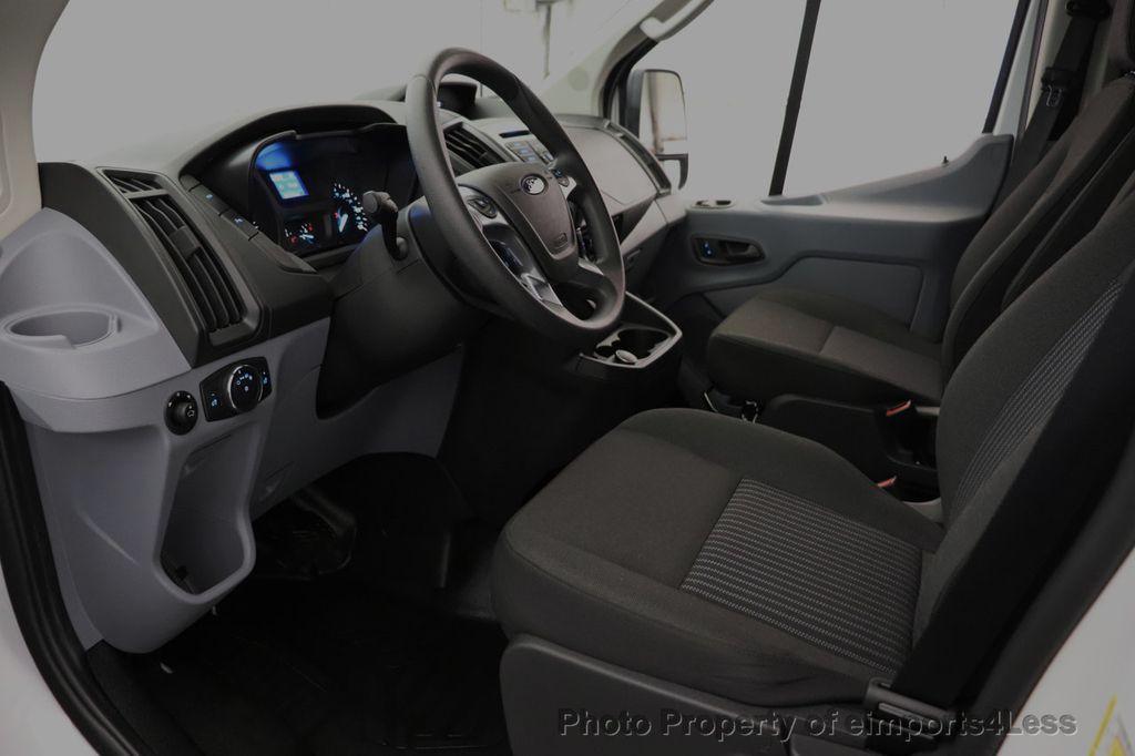 2018 Ford Transit Passenger Wagon CERTIFIED TRANSIT T350 MEDIUM ROOF 15 PASSENGER - 18448591 - 5