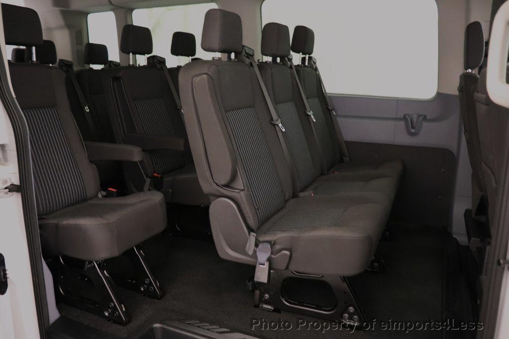 2018 Ford Transit Passenger Wagon CERTIFIED TRANSIT T350 MEDIUM ROOF 15 PASSENGER - 18448592 - 6