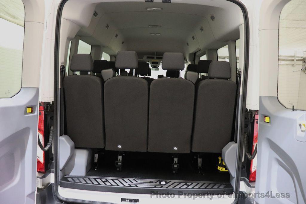 2018 Ford Transit Passenger Wagon CERTIFIED TRANSIT T350 MEDIUM ROOF 15 PASSENGER - 18448592 - 18