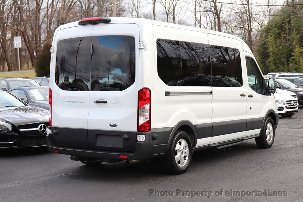 2018 Ford Transit Passenger Wagon CERTIFIED TRANSIT T350 MEDIUM ROOF 15 PASSENGER - 18448592 - 27