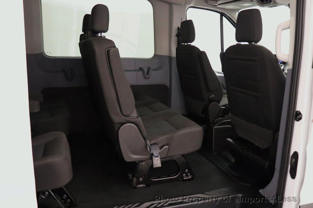 2018 Ford Transit Passenger Wagon CERTIFIED TRANSIT T350 MEDIUM ROOF 15 PASSENGER - 18448592 - 33
