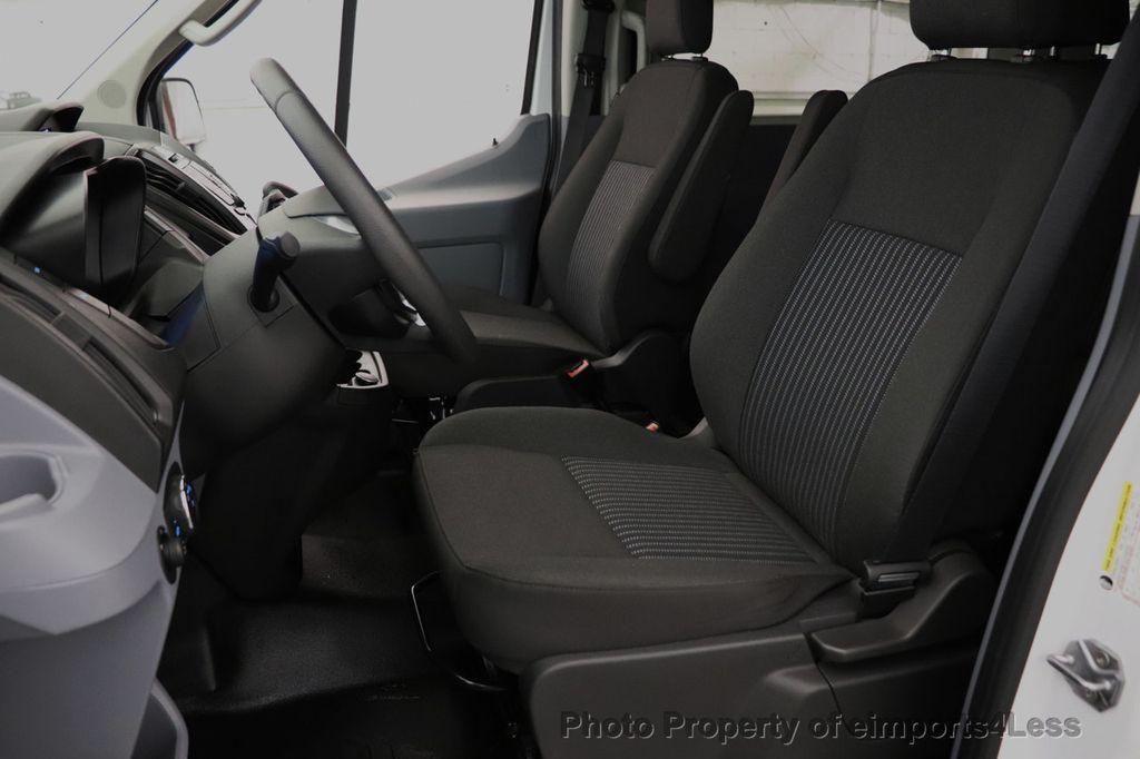 2018 Ford Transit Passenger Wagon CERTIFIED TRANSIT T350 MEDIUM ROOF 15 PASSENGER - 18448592 - 34