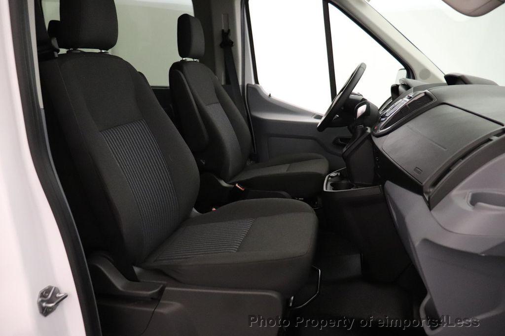 2018 Ford Transit Passenger Wagon CERTIFIED TRANSIT T350 MEDIUM ROOF 15 PASSENGER - 18448592 - 35