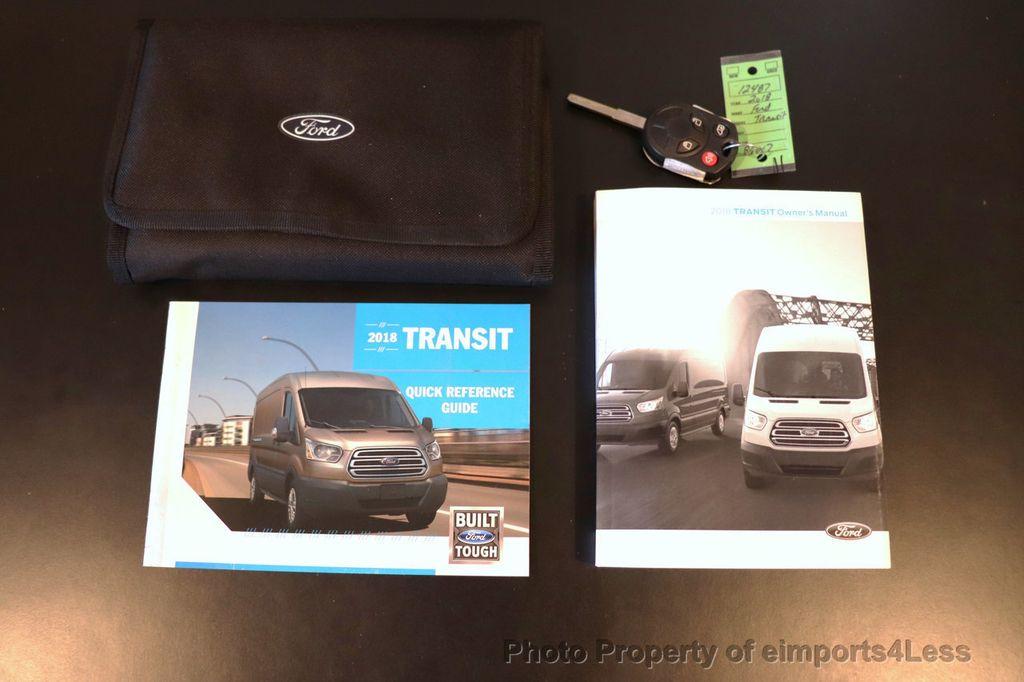2018 Ford Transit Passenger Wagon CERTIFIED TRANSIT T350 MEDIUM ROOF 15 PASSENGER - 18448592 - 36