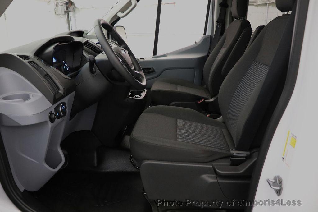 2018 Ford Transit Passenger Wagon CERTIFIED TRANSIT T350 MEDIUM ROOF 15 PASSENGER - 18448592 - 44