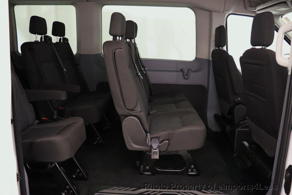2018 Ford Transit Passenger Wagon CERTIFIED TRANSIT T350 MEDIUM ROOF 15 PASSENGER - 18448592 - 46