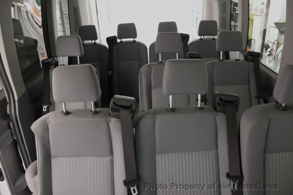 2018 Ford Transit Passenger Wagon CERTIFIED TRANSIT T350 Medium Roof XLT 12 PASSENGER - 18398370 - 9