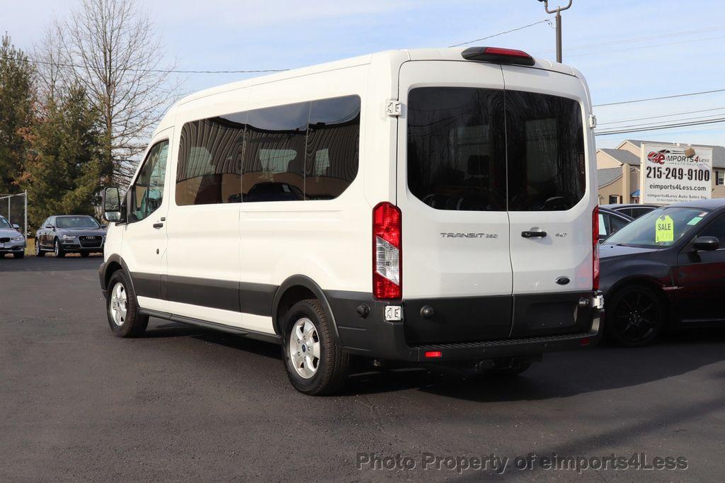 2018 Ford Transit Passenger Wagon CERTIFIED TRANSIT T350 Medium Roof XLT 12 PASSENGER - 18398370 - 13