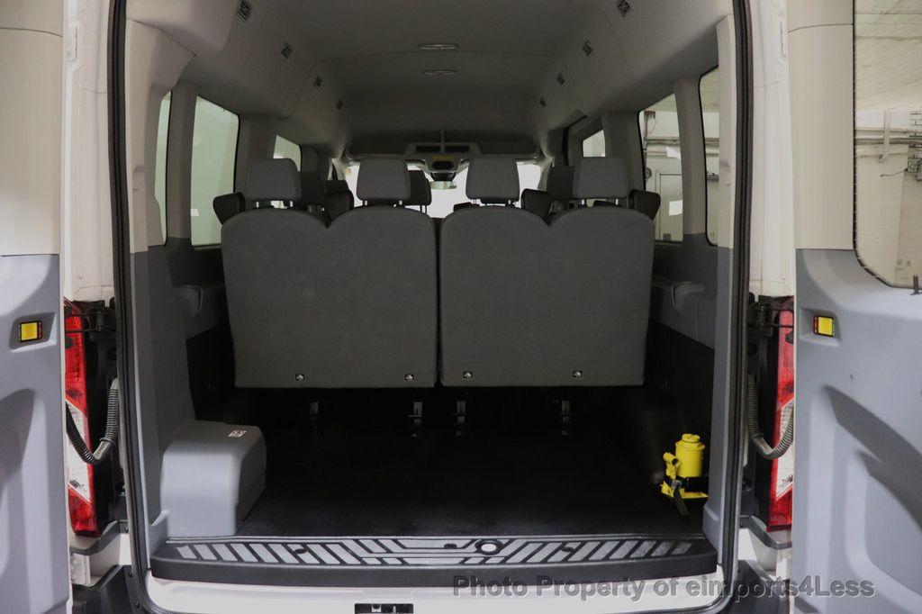 2018 Ford Transit Passenger Wagon CERTIFIED TRANSIT T350 Medium Roof XLT 12 PASSENGER - 18398370 - 18