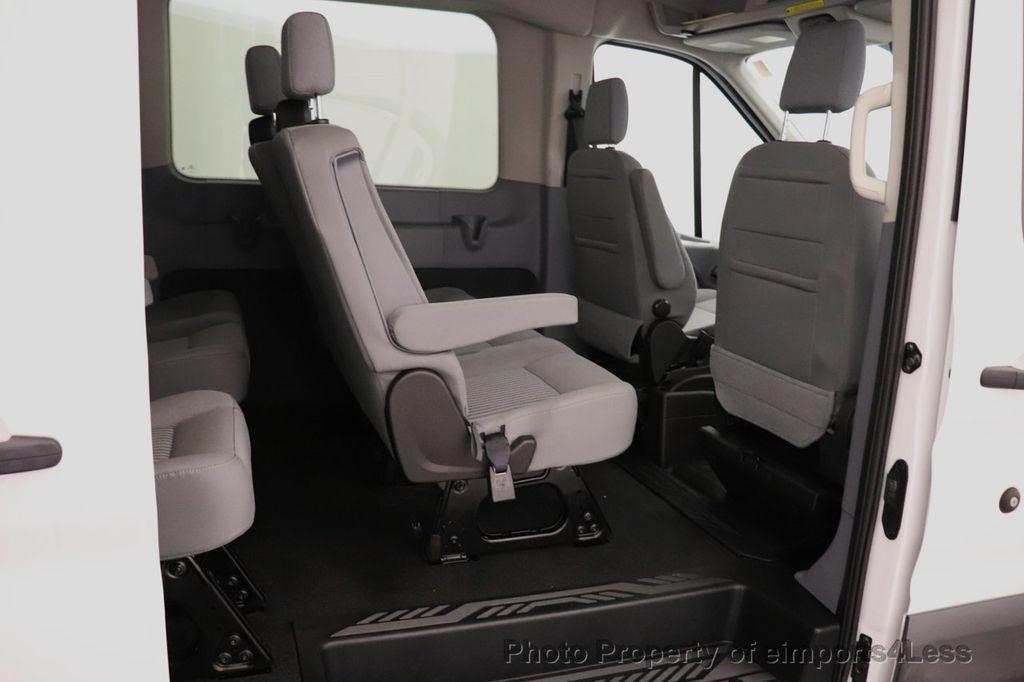 2018 Ford Transit Passenger Wagon CERTIFIED TRANSIT T350 Medium Roof XLT 12 PASSENGER - 18398370 - 32